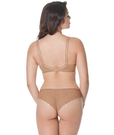 Curvy Kate Ellace Brazilian - Latte