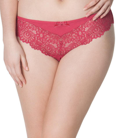 Curvy Kate Smoothie Deluxe Brazilian - Rose