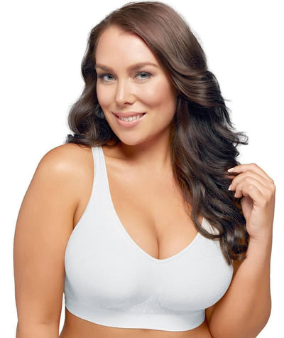 Playtex Play Comfort Revolution Wire-Free Bra - White
