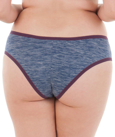Curvy Kate Daily Dream Cheeky Short - Indigo Knickers