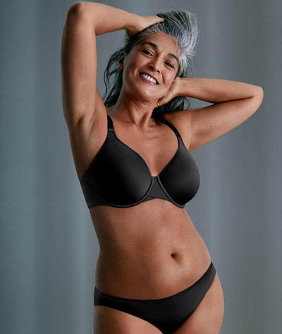 Berlei Womankind T-Shirt Spacer Bra - Black Bras