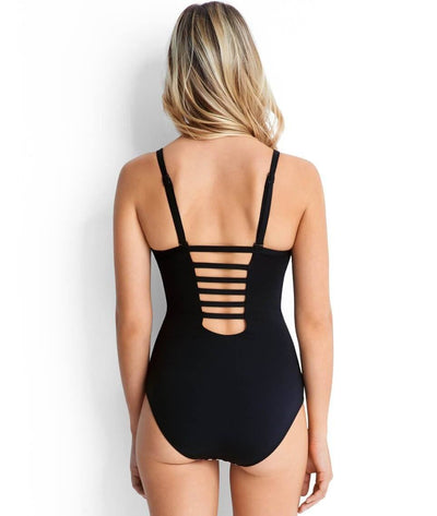 Seafolly Indian Summer DD to E Cup Maillot One Piece Swim