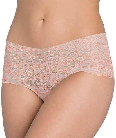 "Triumph Sloggi Light Lace 2.0 Short -Powder ""Front"""