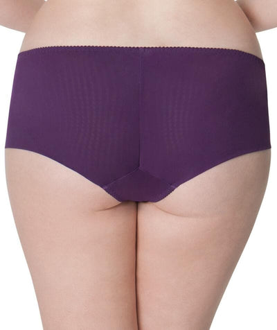 Curvy Kate Atomic Short - Plum Knickers