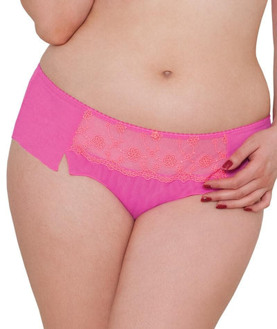 Curvy Kate Florence Short - Shocking Pink Knickers 10