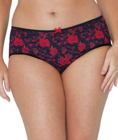 Curvy Kate Poppy Short - Print Mix - Front
