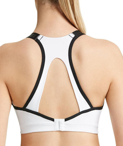 Bonds Sporty Tops Full Busted Bra - White Frost Bras