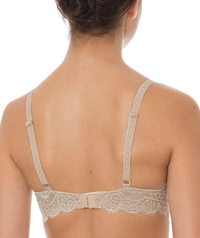 "Triumph Amourette 300 Magic Wire Padded Bra Skin ""Back"""