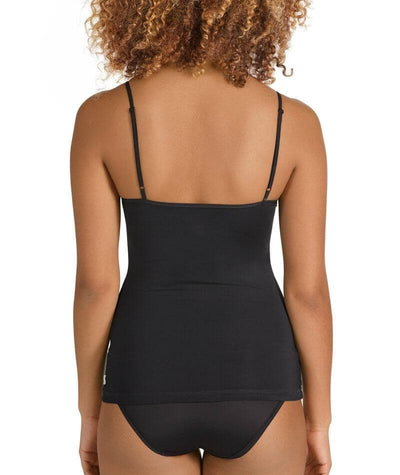 Jockey Parisienne Classic Camisole - Black - Back