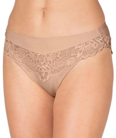 Triumph Amourette Charm Tai Brief - Neutral Beige Knickers 10