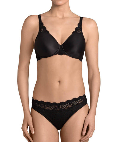 Triumph Amourette 300 Minimiser Bra - Black - Model
