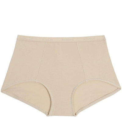 Bendon Body Cotton Trouser Brief - Natural