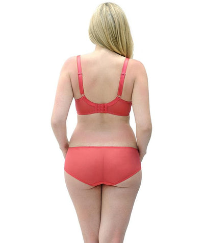 Curvy Kate Portia Ribbon Short - Poppy