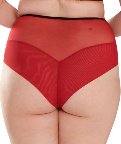 Scantilly Knock Out Brief - Red Knickers