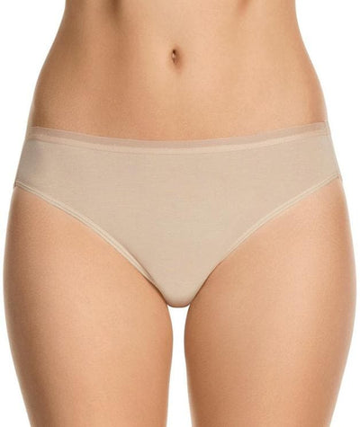 Berlei Nothing Naturals Hipster - Soft Powder Knickers 10