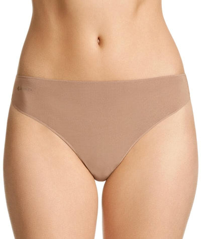 Jockey No Panty Line Promise Tactel G-String - Flesh