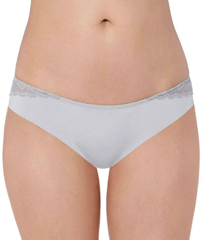 Triumph Amourette Spotlight Brazilian Brief - Grey Combination Knickers 10