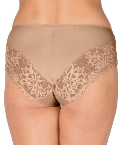 Triumph Amourette Charm Maxi Brief - Neutral Beige Knickers