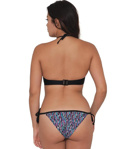 Curvy Kate Galaxy Plunge Bikini - Multi Print Swim