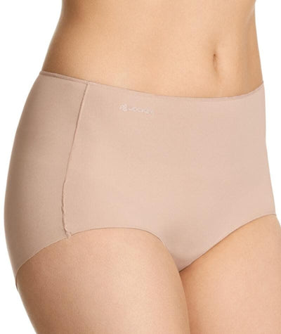 Jockey No Panty Line Promise Next Generation Microfibre Full Brief - Dusk Knickers