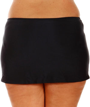 Capriosca Skirted Bottom - Black Swim 10