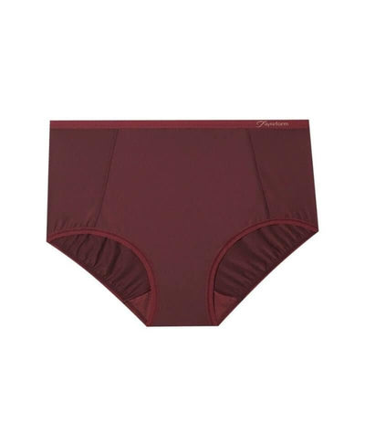 Fayreform Everyday Classic Full Brief - Windsor Wine Knickers