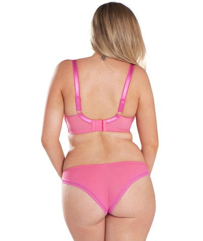 Curvy Kate Daily Dream Padded Bra - Pink Mix Bras