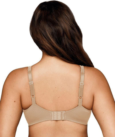 Playtex Side Support and Smoothing Minimiser Bra - Nude Bras