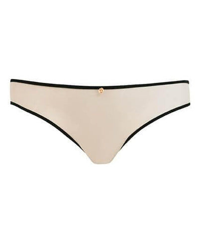 Scantilly Passion Bare Faced Brief - Latte Knickers