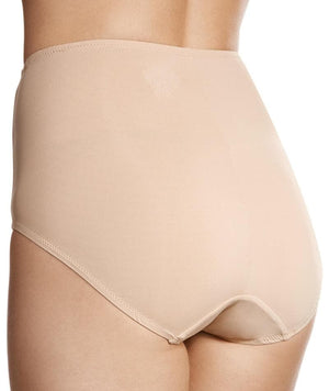 Jockey No Ride Up Microfibre Full Brief - Dusk Knickers 10