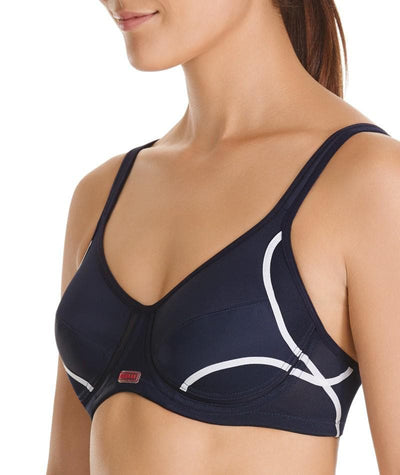 Berlei Electrify Underwire Sports Bra - Nautical Bras