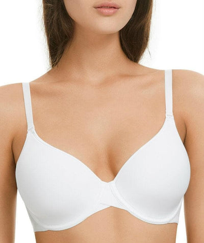 Berlei Womankind T-Shirt Spacer Bra - White - Front