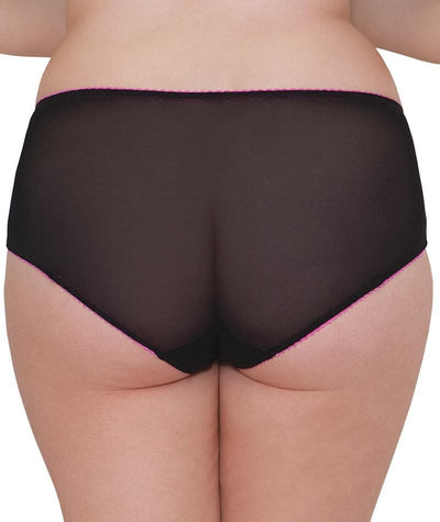 "Curvy Kate Bridget Short - Black ""Back"""
