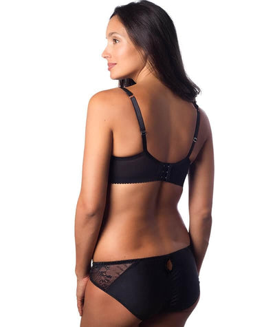 hotmilk Eclipse Bikini Knickers - Brief Black