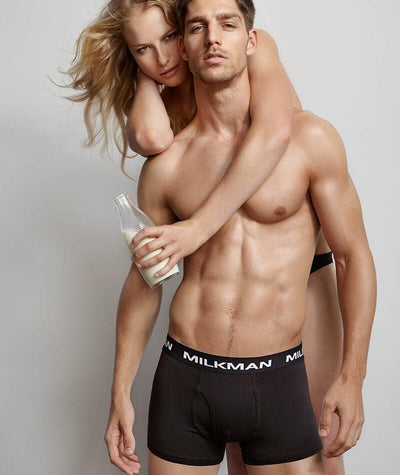 Hotmilk Hardman Trunk 8 Ball Black Knickers
