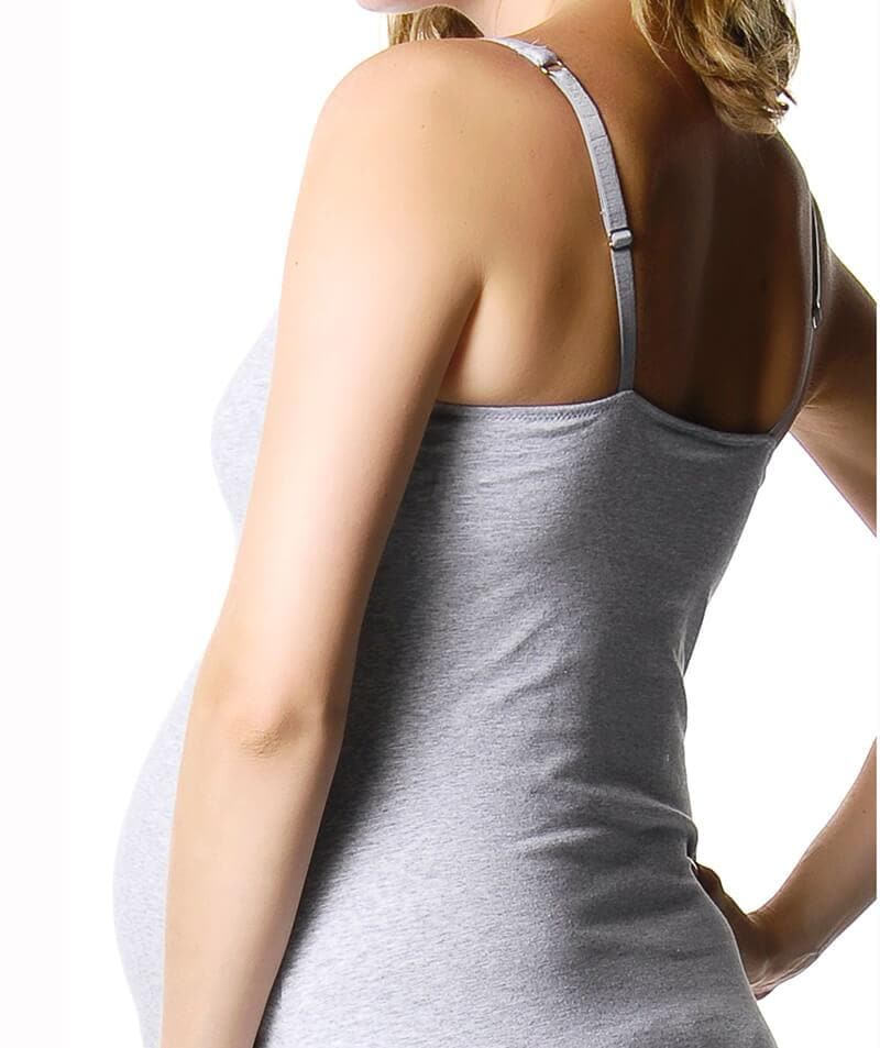 hotmilk My Everyday Camisole - Grey - Front
