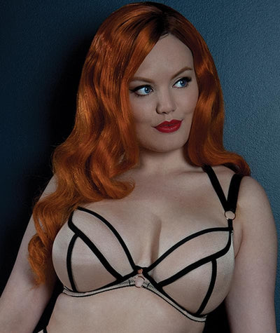 Scantilly Knock Out Bra - Latte - Model - 7