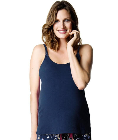 hotmilk My Everyday Camisole - Navy - Front