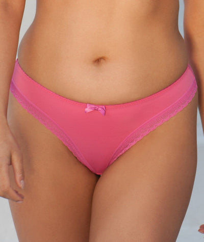 Curvy Kate Daily Dream Brazilian - Pink Mix Knickers 10
