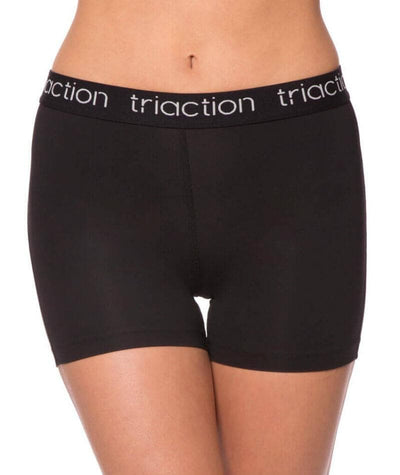Triumph Triaction Cardio Panty Shorty - Black Knickers L