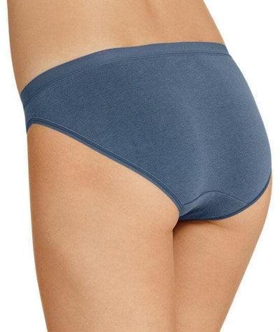 Jockey Everyday Bamboo Bikini - Magnesium Blue Knickers