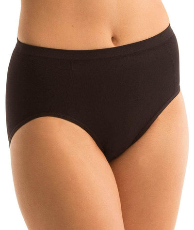 Triumph Shape Sensation Minimizer Panty - Black Knickers S