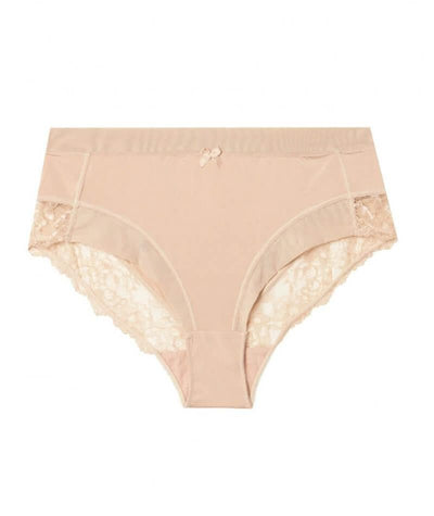 Fayreform The Perfect Form High Cut Brief - Latte