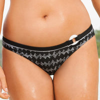 Curvy Kate Euphoria Mini Brief - Monochrome