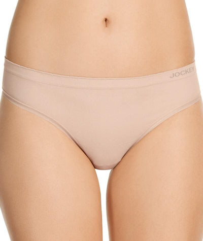 "Jockey Everyday Seamfree G-String - Dusk ""Front"""