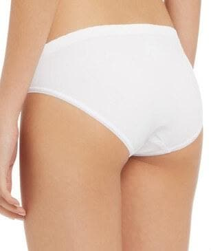 Jockey Everyday Seamfree Bikini - White - Back