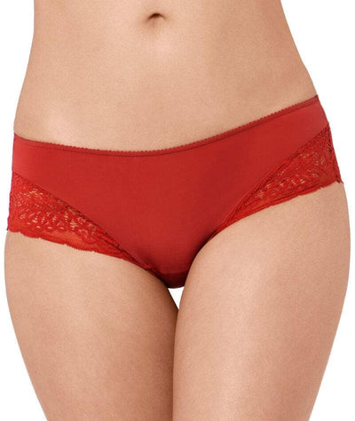 Triumph Amourette Spotlight Hipster X Brief - Haute Orange Knickers 14