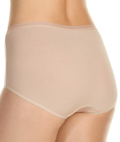 Berlei Nothing Naturals Full Brief - Soft Powder Knickers