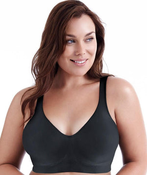 Playtex Comfort Flex Fit Wirefree - Black Bras XXL