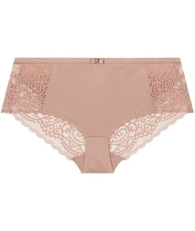 Ava & Audrey Sienna Lace Hipster Brief - Rose Knickers 12